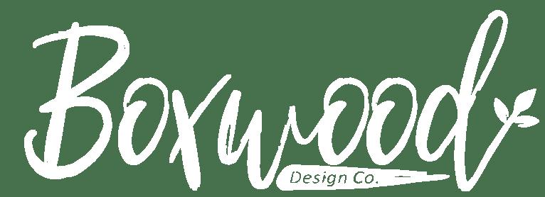 Boxwood Design Co